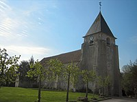 Church - Sancy(Meaux) - France.jpg