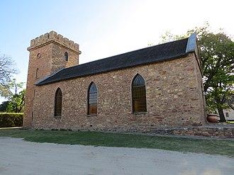 Pacaltsdorp - Church in Pacaltsdorp
