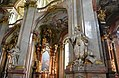 Church of St. Nicholas, Baroque interior, !703-63, Little Quarter, Prague (6) (25610381814).jpg