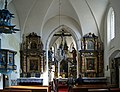 Church of St Giles (interior), 67 Grodzka street, Old Town, Krakow, Poland.jpg