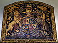 Church of St Mary Hatfield Broad Oak Essex England - George III coat of arms.jpg
