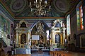 Church of the Nativity of the Theotokos (interior), Igołomia village, Kraków County, Lesser Poland Voivodeship, Poland.jpg