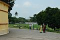 Churchyard - Bandel Basilica - Hooghly - 2013-05-19 7755.JPG