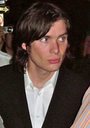 Cillian Murphy - Murphy arriving at the New York Film Festival premiere of Breakfast on Pluto in 2005.