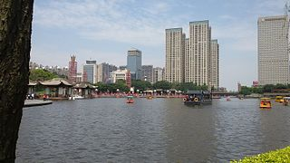 Nanhai District District in Guangdong, Peoples Republic of China