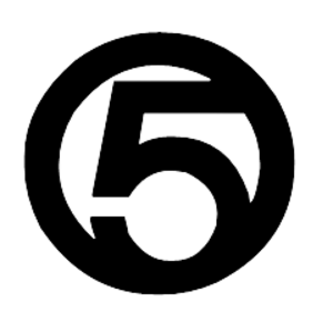 "WEWS-TV - The classic ""Circle 5"" logo was used by WEWS from 1968 to 1998."