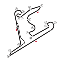 The Shanghai International Circuit
