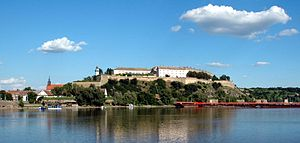 Spatial Cultural-Historical Units of Great Importance (Serbia) - Image: Citadel Petrovaradin
