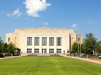 Civic Center Music Hall - Image: Civic Center 2013 08 27 13 19