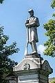 Civil War Memorial in Tribou Park, Woodstock, Vermont.jpg