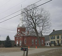 Clarendon Congregational Church, Clarendon, Vermont.jpg