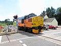 Class 37 locomotive at Rhiwderin Crossing - geograph.org.uk - 5845294.jpg