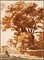 Claude Lorrain - Group of Trees and Resting Sheperd - Google Art Project.jpg