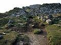 Clawdd-y-Milwyr-Warriors' Dyke - geograph.org.uk - 1099020.jpg