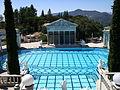 Clear blue water in Hearst Castle pool.jpg