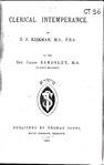 Clerical intemperance.pdf