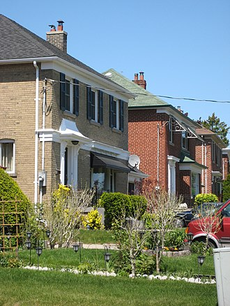Cliffside, Toronto - Cliffcrest was developed as a residential area in the 1950s.