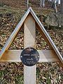Cmentarz z I wojny światowej na wzgórzu Pustki (Łużna) 8.JPG