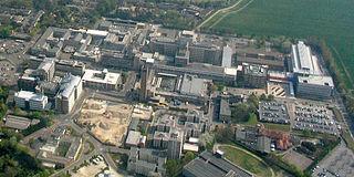 Cambridge Biomedical Campus research institute located in Cambridge, England