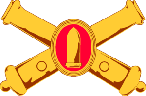 Fort Barry - Image: Coast Artilliary Insignia