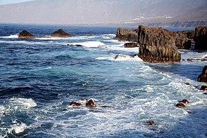 El Hierro - Coast El Golfo, El Hierro