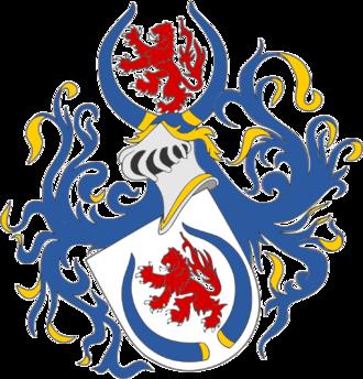 Vuk Grgurević - Image: Coat Of Arms Of Jovan Stefanovic Brankovic