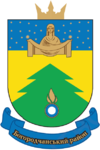 Coat of arms of Bohorodčanu rajons