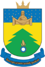 Coat of arms of Bohorodchany Raion.png