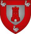 Coat of arms of Tandel