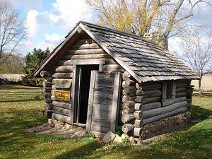Buffalo Bill Cody Homestead - Image: Cody Homestead (school house)