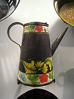 Coffee pot - American Folk Art Museum, NYC - IMG 5839.JPG