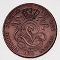 Coin BE 5c Leopol I Monogram obv 07.TIF