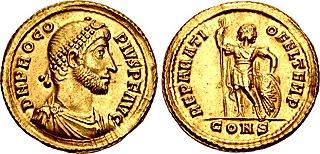 Usurper of the Roman Empire