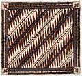 Collectie NMvWereldculturen, RV-847-81, Batikpatroon, 'Parang sawut', voor 1891.jpg