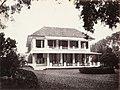Collectie NMvWereldculturen, TM-60004977, Foto, 'Hotel der Nederlanden, Batavia', fotograaf Woodbury & Page, 1860-1872.jpg