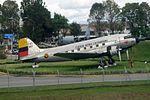 Colombia - Air Force Douglas DC-3(C) FAC667 (20789485854).jpg