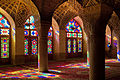 Colors Streaming, Winter Prayer Hall, Nasir-Ol-Molk Mosque, Shiraz (14288444120).jpg