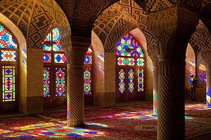 Lyricism - Nasir ol Molk Mosque
