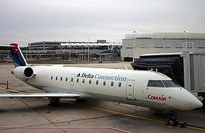 Comair (Delta Connection) CRJ-100ER N941CA at ...