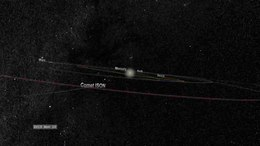 File:Comet ISON Approaches Perihelion.ogv