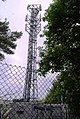 Communications Mast, Tonbridge Sewage Works - geograph.org.uk - 1356445.jpg