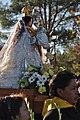 Con la Virgen del Quinche (Ecuador) en Torreciudad 2017 - 025 (37617042405).jpg