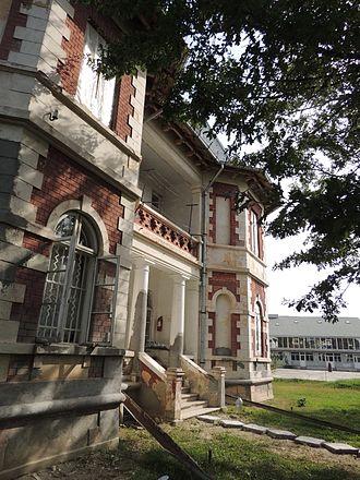 Piatra-Olt - Argeșanu mansion