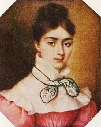 Luísa de Barros, Countess of Barral - Image: Condessa de Barral