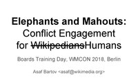 Conflict Engagement for Humans (WMCON 2018).pdf