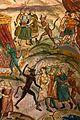 Constanta - St. Peter und Paul - Portalfresken (Jüngstes Gericht - Die Verdammten - Detail).jpg