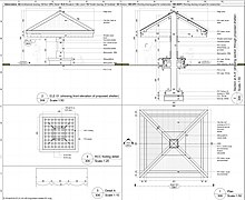 technical drawing wikipedia