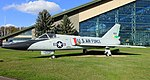 Convair F-106A Delta Dart, 1956 - Evergreen Aviation & Space Museum - McMinnville, Oregon - DSC00397.jpg