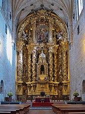 Convento de San Esteban, Salamanca. Retablo mayor