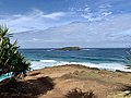 Cook Island seen from Fingal Head, New South Wales 01.jpg
